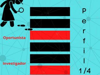 Perfil 1/4  Investigador -Oportunista