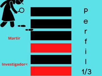 El perfil 1/3 el trigrama inferior