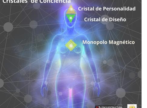 Los Cristales de conciencia y personalidad