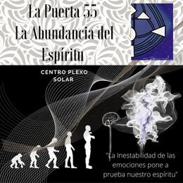 La Puerta 55 La Abundancia del Espiritu.