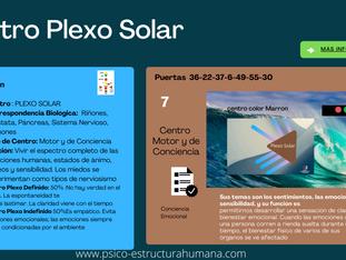 Navegando por el Plexo Solar