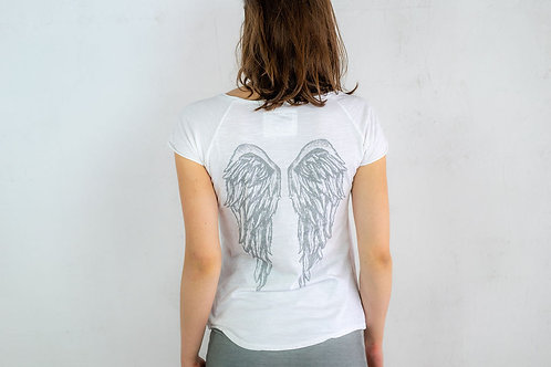 Printed Wings Raglan Sleeve T-shirt 16