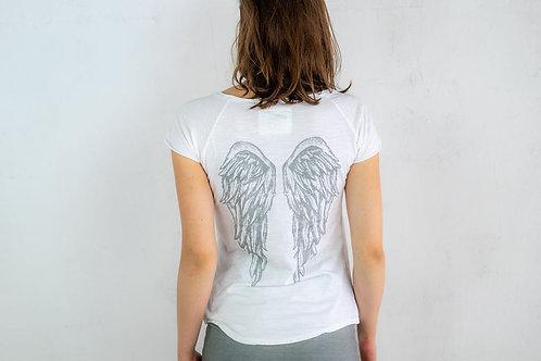 Printed Wings Raglan Sleeve T-shirt 16