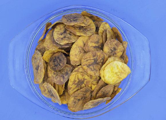 Banana Chips -Ripe and Sweet