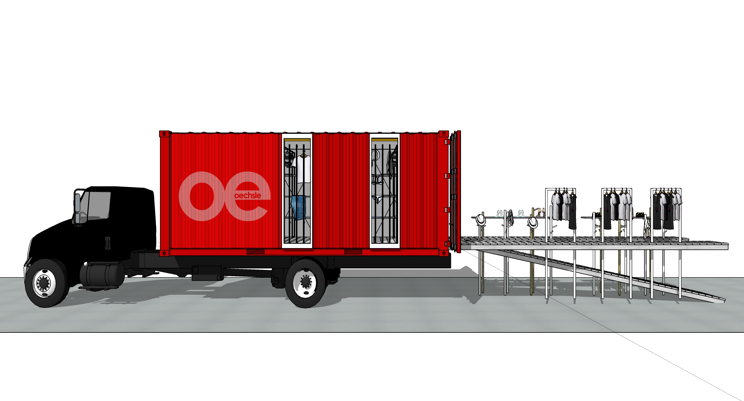 OE Fashion Truck
