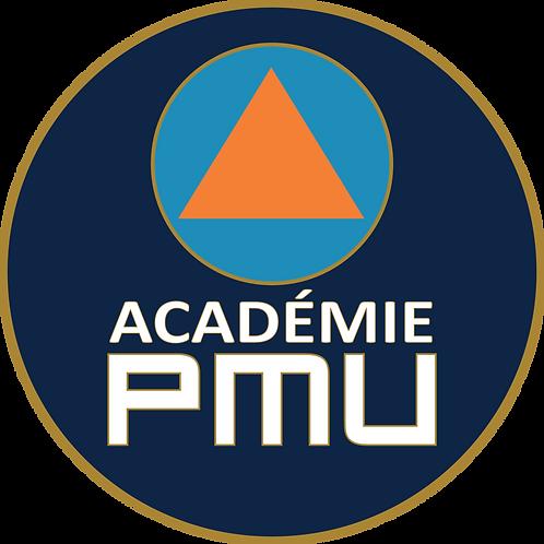 PMU Académie - 16 mars, 15h - Formation sur les différents plans d'urgence