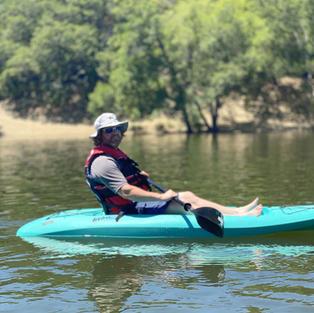 Single Kayak - Hydro