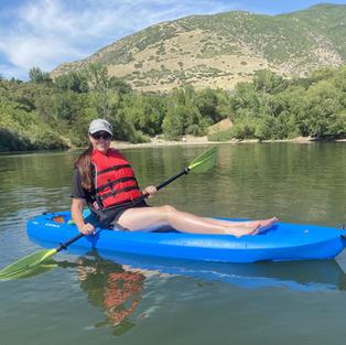 Single Kayak -  Lotus