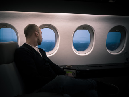 Top 5 Benefits of Private Airline Charter