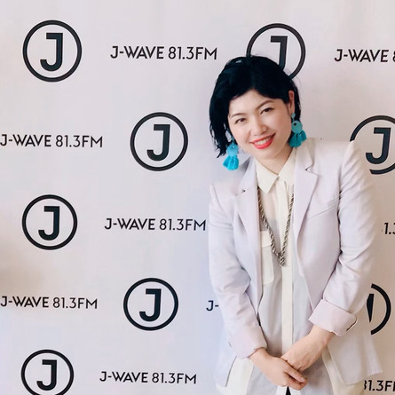 【出演】J-WAVE「ACROSS THE SKY」に出演しました!