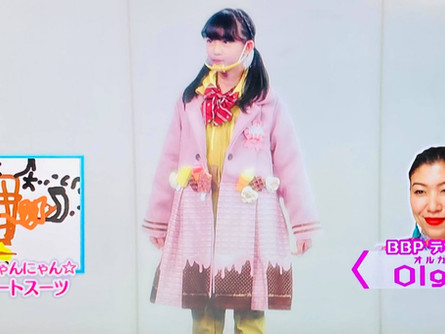 【出演】NHK Eテレ[ビットワールド](2021年2月26日生放送回)