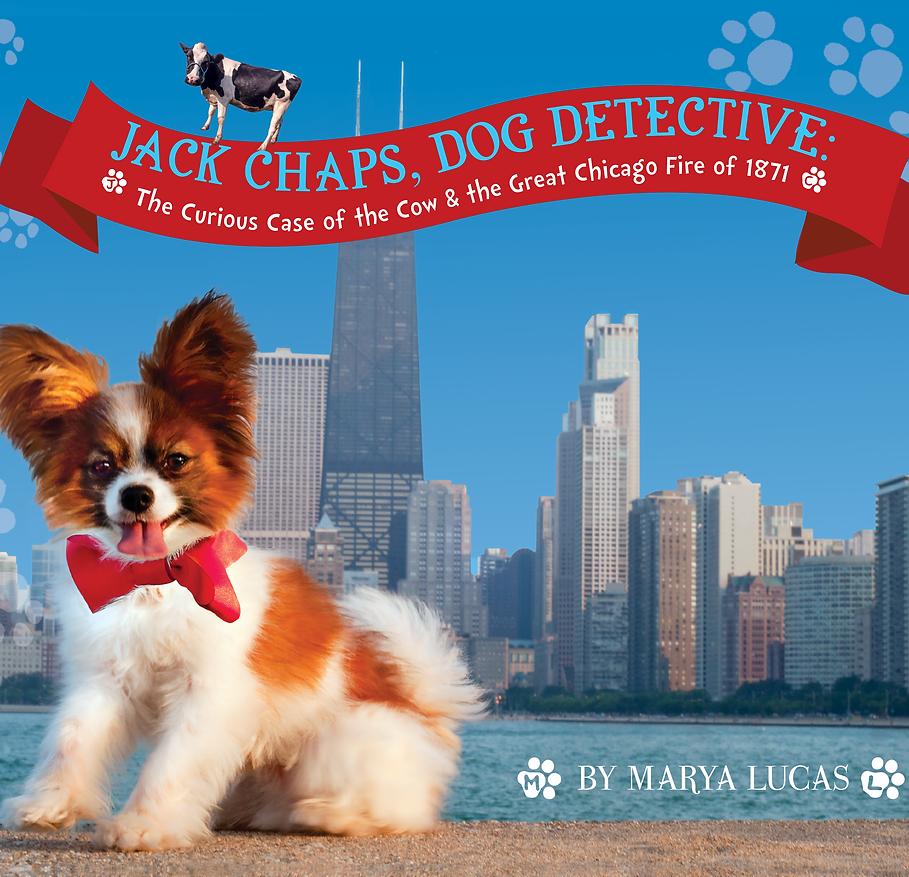 Jack Chaps, Dog Detective