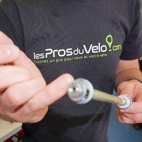 Entretien fourche VTT et vélo LPDV Suspension 2