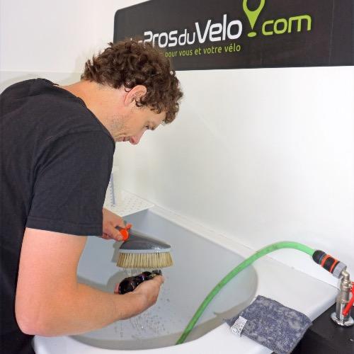 Nettoyage fourche et amortisseur VTT et vélo LPDV Suspension