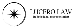 Lucero Law logo eight-pointed star within a circle.png