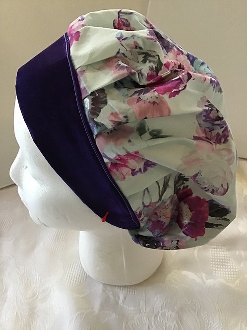 Custom Crafted Bouffant Surgical Cap