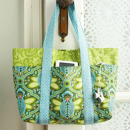 Tote Bag with Pockets Class
