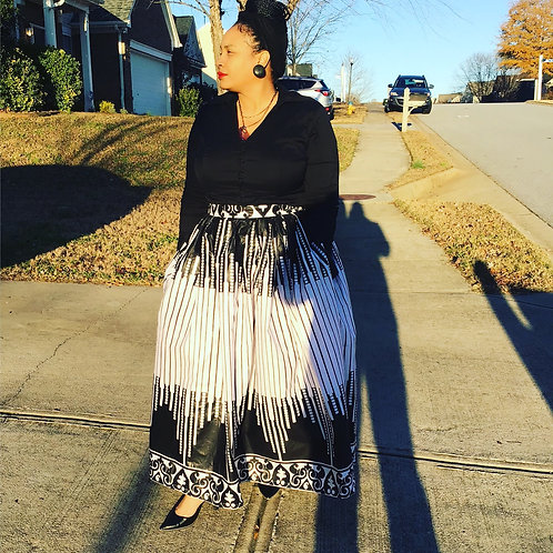 Morowa (Queen) Skirt with Pockets