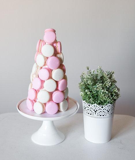 Mini Macaron Tower