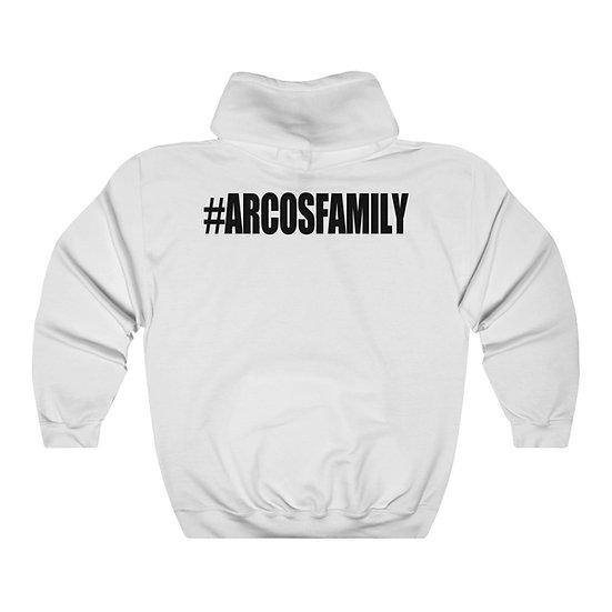 LIMITED EDITION #ARCOSFAMILY Unisex Hooded Sweatshirt