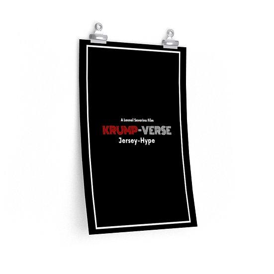Krump-Verse Posters