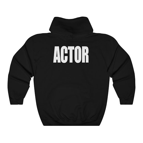 ARCOS MANAGEMENT ACTOR Hooded Sweatshirt