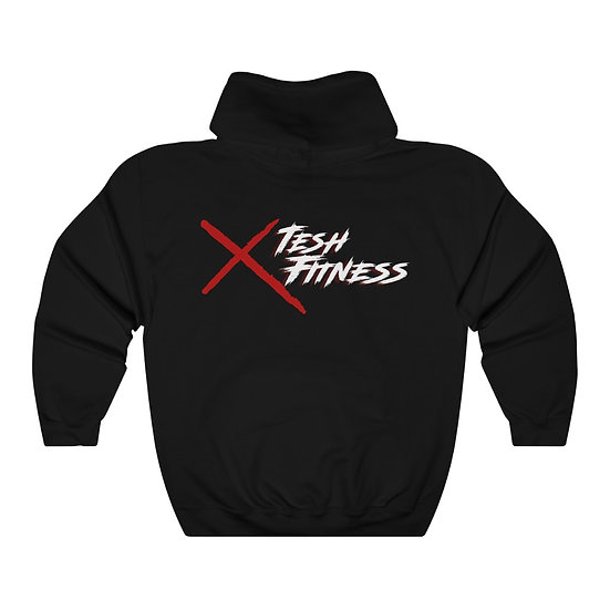 TESH FITNESS Hooded Sweatshirt