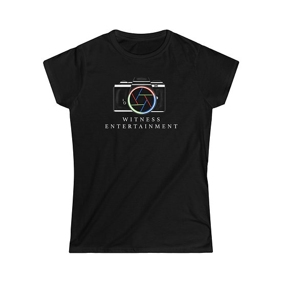 CD Witness Women's Softstyle Tee