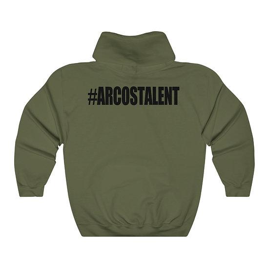 ARCOS MANAGEMENT #ARCOSTALENT Unisex Hooded Sweatshirt