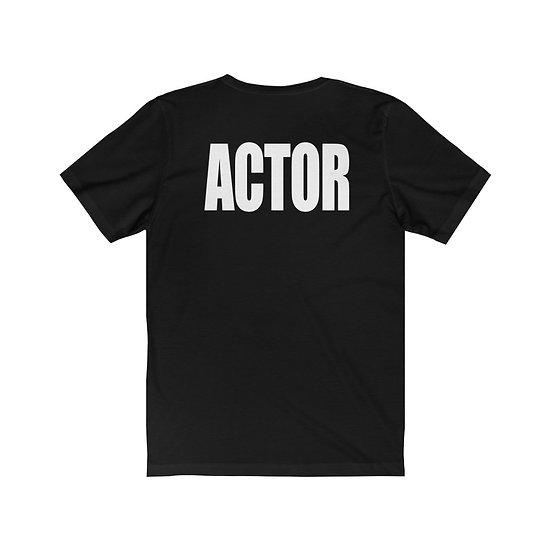ARCOS MANAGEMENT ACTOR Short Sleeve Tee