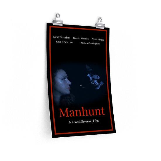 Manhunt Posters