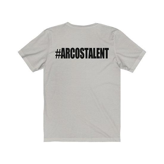 #ARCOSTALENT Men's Short Sleeve Tee