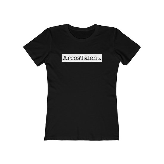 ArcosTalent. Women's The Boyfriend Tee
