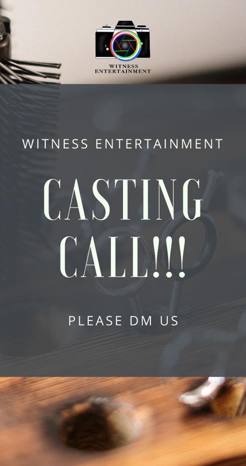 Casting call!!!