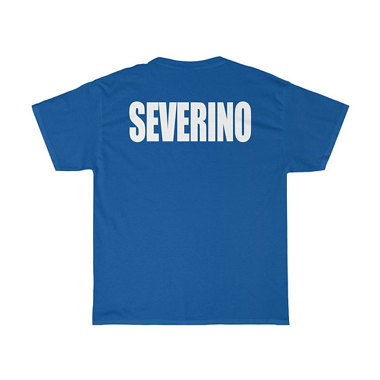 LIMITED EDITION SEVERINO Unisex Heavy Cotton Tee