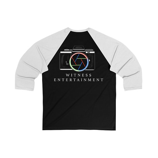 WITNESS Baseball Tee