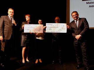 Le Crédit Mutuel soutient le projet de l'Association ARA