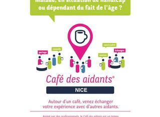 Ouverture du Café des Aidants à Nice !
