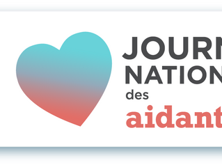 6 octobre 2020 : Journée Nationale des Aidants
