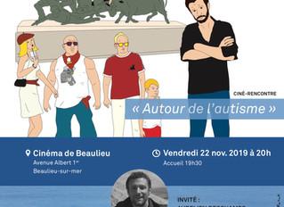 """""""Autour de l'autisme"""" : soirée exceptionnelle le 22/11/2019"""