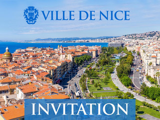 Inauguration de l'Adresse des Aidants à Nice.