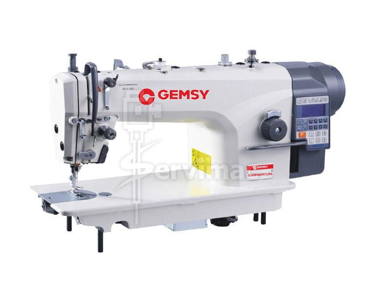 Maquina de Coser Recta con Motor Incorporado y Programas de Costura SGGEM8957CE4