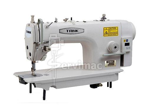 Maquina de Coser Recta Motor Incorporado Puntada Larga 7mm