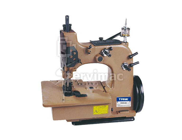 Máquina de Coser Overlock para Costuras de Big Bag GN20-2D