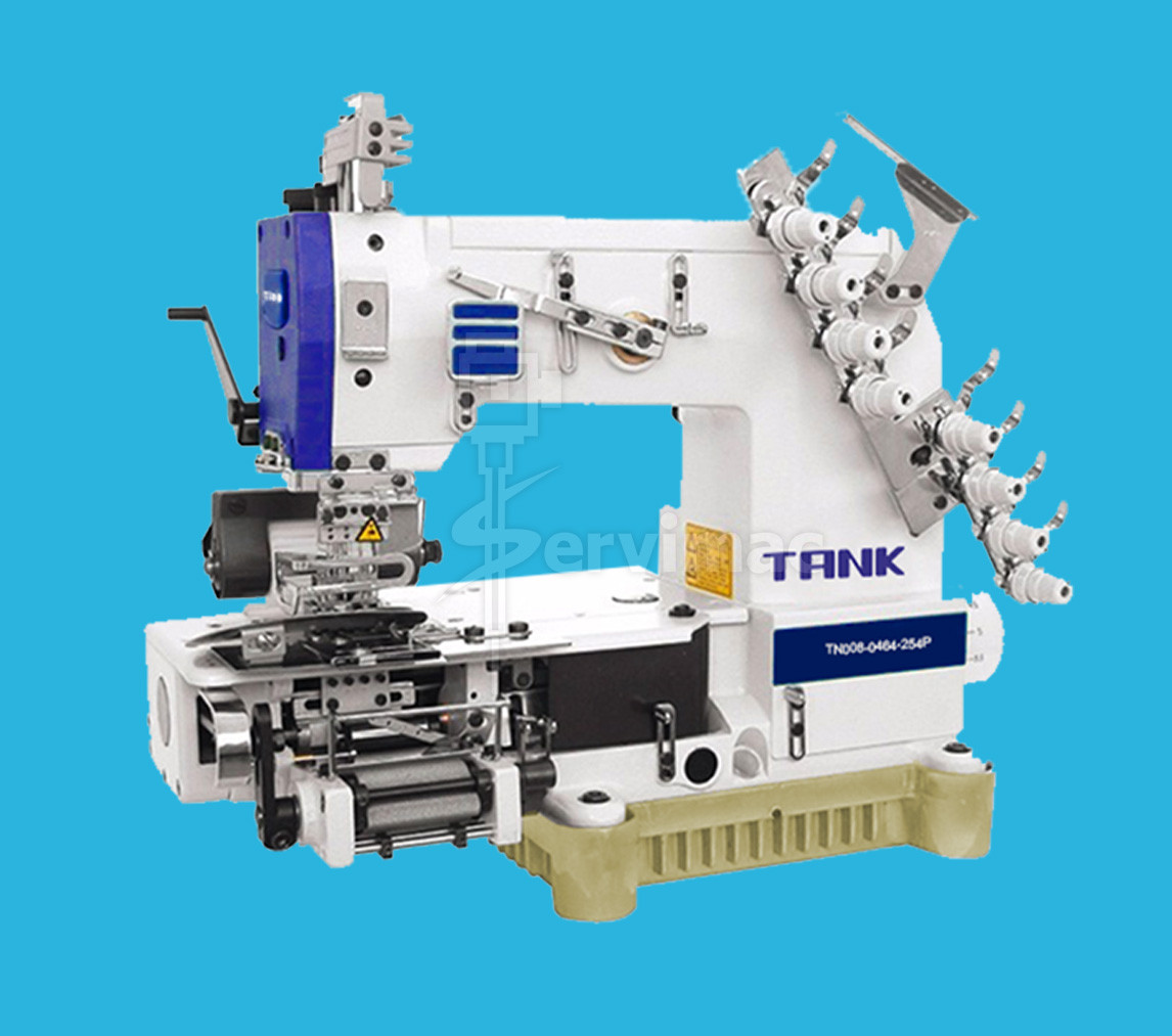 Maquina de coser industrial cinturera