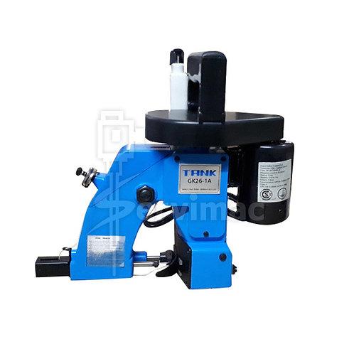 Maquina de Coser para Cerrar Bolsas Azul