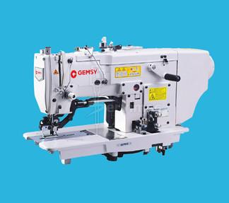 Maquina de coser industrial Ojal