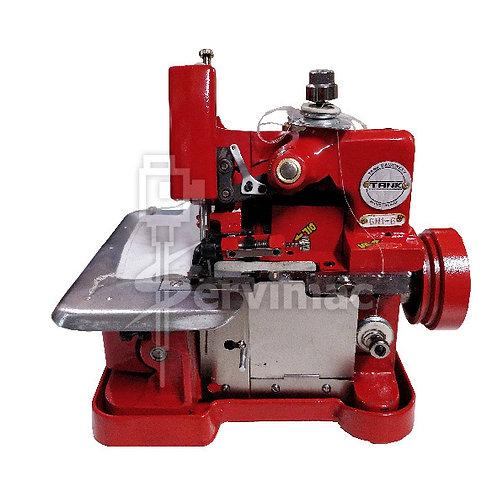 Máquina de Coser Overlock 3 Hilos Rojo