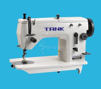 Maquina de coser industrial zigzag