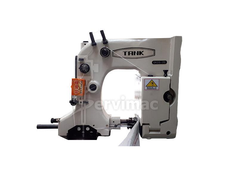 Maquina De Coser Para Cerrar Bolsas - GK35-2C